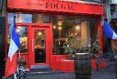 bar a vins FOUGAU