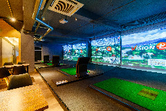 シミュレーションゴルフスタジオ BRIGHT