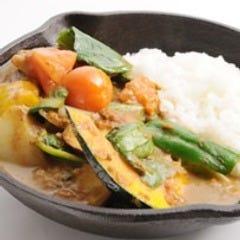 野菜を食べるカレー camp エキマルシェ大阪店