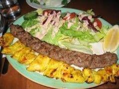 ペルシャ料理アンディ・ケバブ の画像