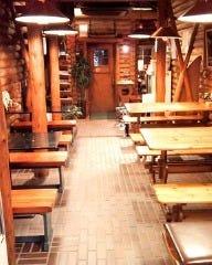 洋風居酒屋ログハウス