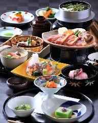 レゾネイトクラブくじゅう 日本料理 和心