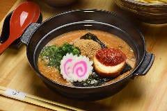 元祖 めんたい煮こみつけ麺