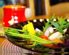 旬の食材のItalian Restaurant B‐gill