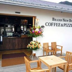 BRAND NEW DAY COFFEE 河口湖大石富士ハナテラス店