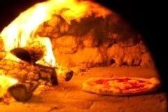 溶岩石窯ピザ 轍 の画像