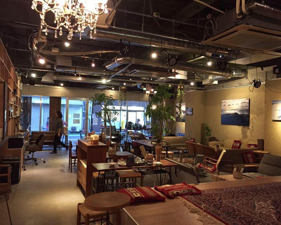錦糸 町 カフェ