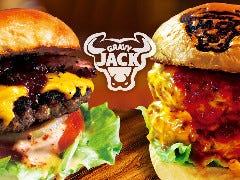 ハンバーガーハウス GRAVY JACK