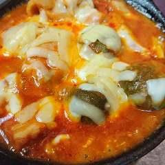 韓国料理 華木綿