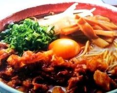 徳島ラーメン麺王 岡山青江店