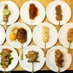 串焼きと日本酒 炭繁 西中島南方 本店