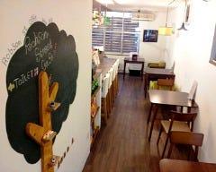 Robson Stree Cafe の画像