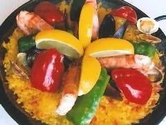 スペイン料理 バルセロナ