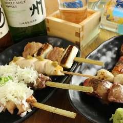 炭火串焼 鶏ジロー 大橋店