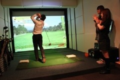 SIMULATIONGOLF & BAR