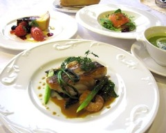 レストラン マグノリア
