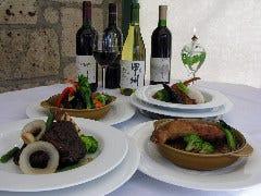 煮込み料理とワインの店 オールドエイジ