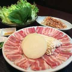 韓国家庭厨房 ムグンファ の画像