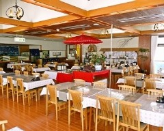 国民宿舎 さんべ荘  レストランアイリス