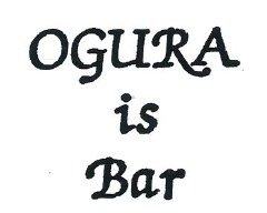 OGURA is Bar