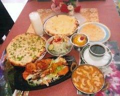 インド料理 PUJA