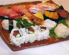 仲食 遊食 寿司 友蔵