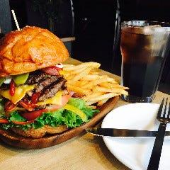 ハンバーガーダイナー ブループラネット の画像