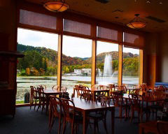 レストラン 湖水 の画像