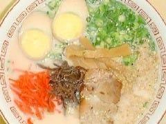 長浜ラーメンまき 金山店