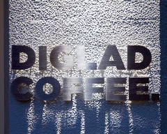 DIGLAD COFFEE.