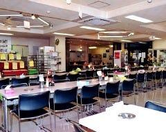 トラックターミナル食堂