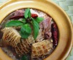 タイレストラン Bua de Thai