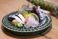 四季旬菜「あそこ」