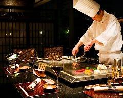スイスホテル南海大阪 鉄板焼 みなみ