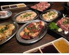 焼肉  徳寿 中央町店