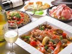 地中海料理 セルフィッシュ 浜松肴町 の画像
