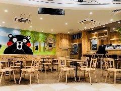 くまモンビレッジカフェスペース