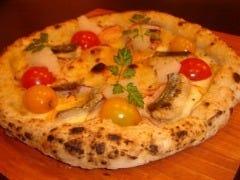 石窯ピザ&手打ちパスタ pizza beccafico ~もいわのおうち~ の画像
