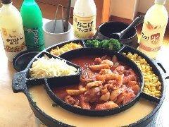 韓国創作料理 とんちゃんや
