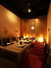デザイナーズ個室バル NaNoMoN 高崎西口店 の画像