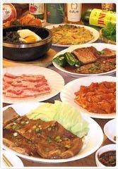ソウル 本格韓国炭火焼肉&家庭料理