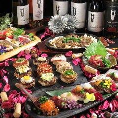肉バルで肉寿司 ジョッキー 梅田店