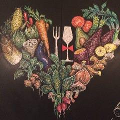 野菜とちょっとワイン食堂 harukucchii