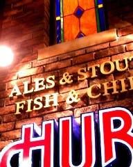 BRITISH PUB HUB 横浜西口店