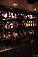 洋酒飲み放題 ウイスキー50種以上 B.BREEZE