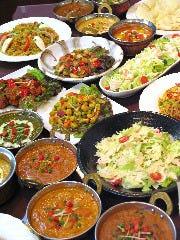 本格インドカレー・ネパール料理&BAR KUMIN