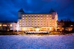 バイキングレストラン フォーシーズン ブルーリッジホテル
