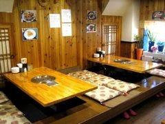 韓国家庭料理 サムギョプサル 英子の家