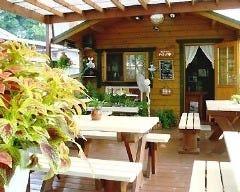 花とカフェ ハンノ木
