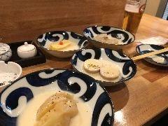 白いおでん 丸喜酒店 大阪駅前第一ビル店